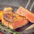 名古屋辻学園調理専門学校 料理もスイーツも! 牛肉ステーキ・ガトーショコラ