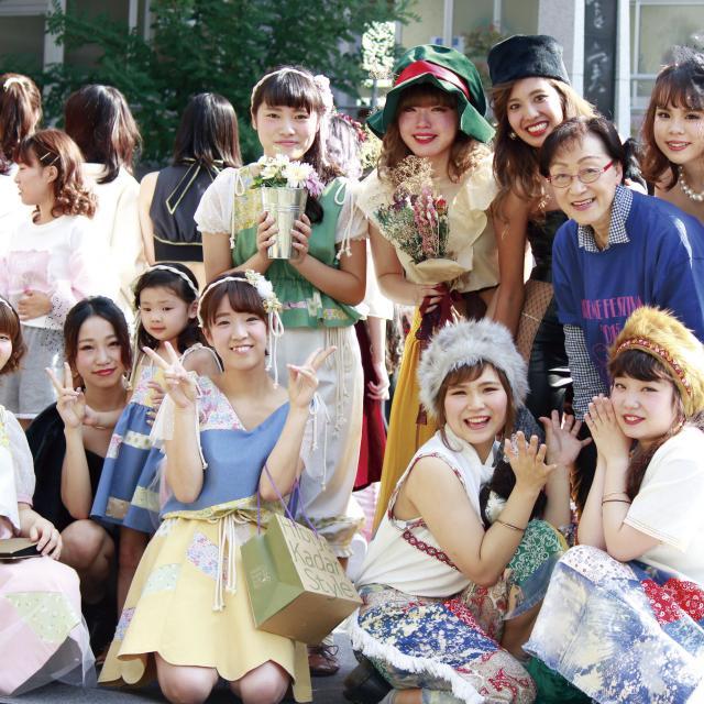 ドレスメーカー学院 【DOREME 祭り】毎年大盛況の学園祭です♪3