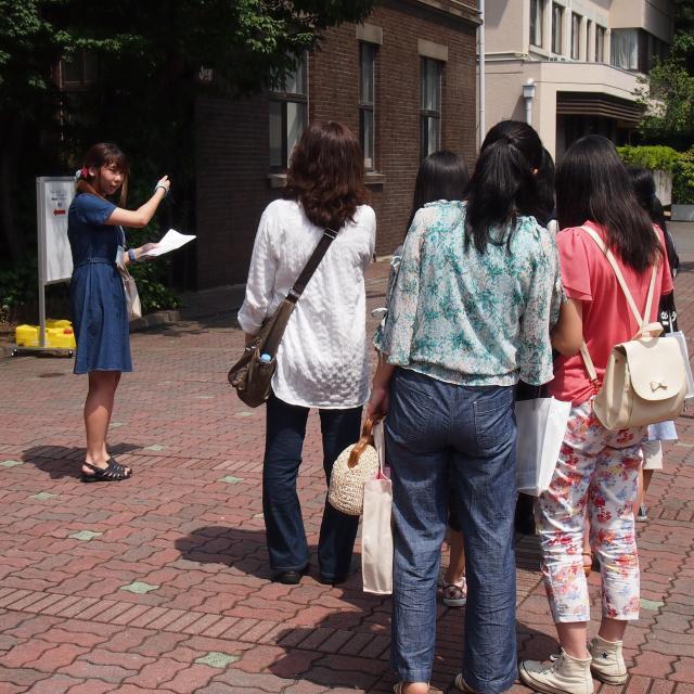 清泉女子大学 6月23日(日)オープンキャンパス開催3