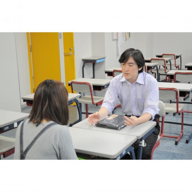 東京医療福祉専門学校 夜の学校説明会(平成30年度)3