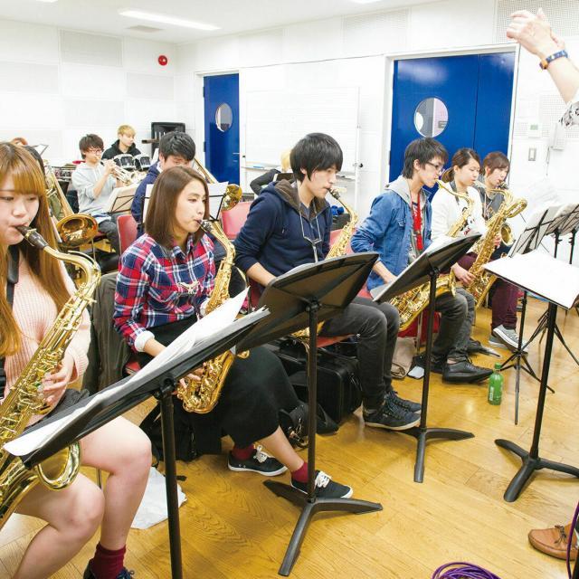 尚美ミュージックカレッジ専門学校 【ジャズ・ポピュラー学科】レッスンを受けてセッションデビュー2