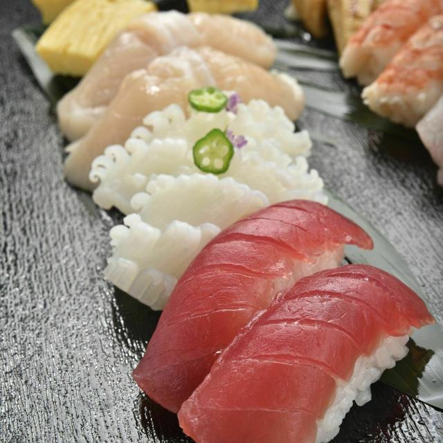 東京調理製菓専門学校 握り寿司2