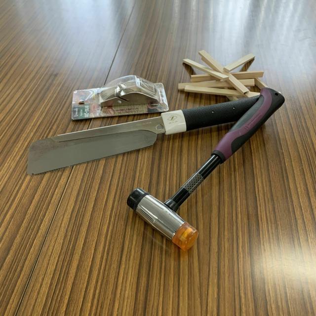 東海工業専門学校金山校 Do It Yourself!DIY体験教室コース!1