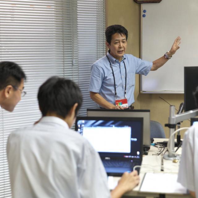 熊本電子ビジネス専門学校 学科別イベント ITエンジニア科(プログラミング)3