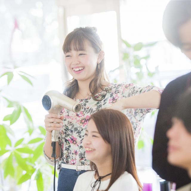 早稲田美容専門学校 WASEBI★Beauty体験実習20203