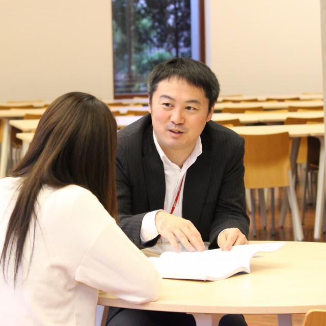 東京未来大学 個別進路相談カフェ(2019年度)3