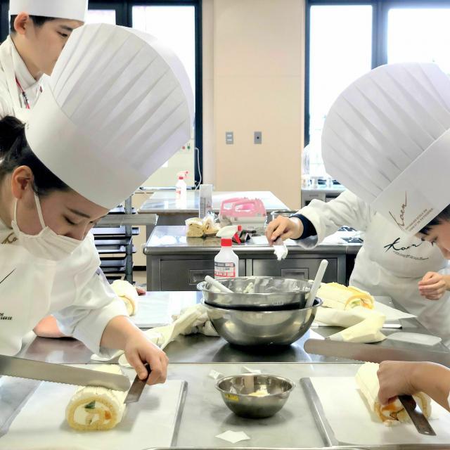 光塩学園調理製菓専門学校 【製菓】オープンキャンパス【メニューは後日UP】3