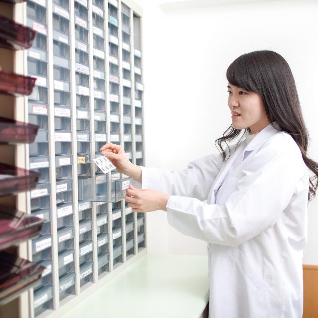 経専医療事務薬業専門学校 オープンキャンパス1