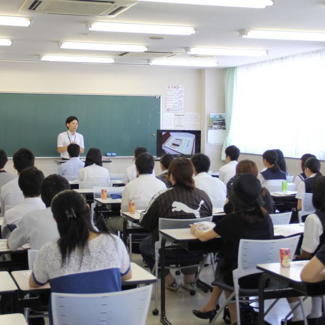 上野法律ビジネス専門学校 体験入学20181
