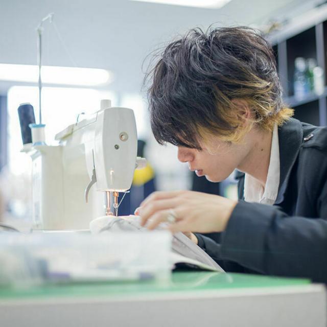 大阪デザイナー専門学校 【来校型】はじめてのファッションデザイン講座2