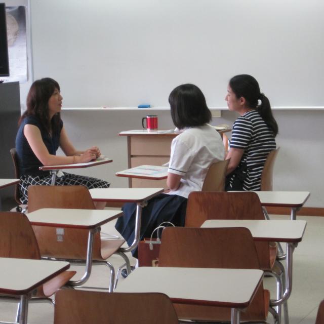 佐賀女子短期大学 ミニオープンキャンパス20193