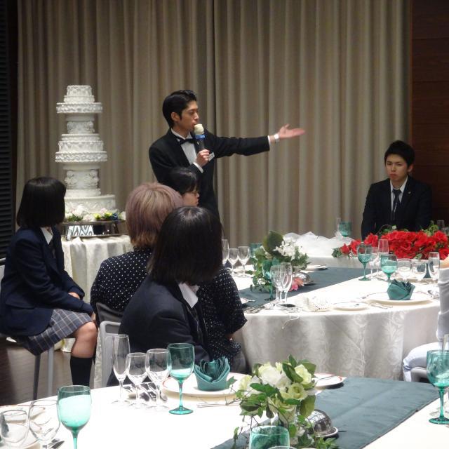 日本ホテルスクール 高校1・2年生対象オープンキャンパス2