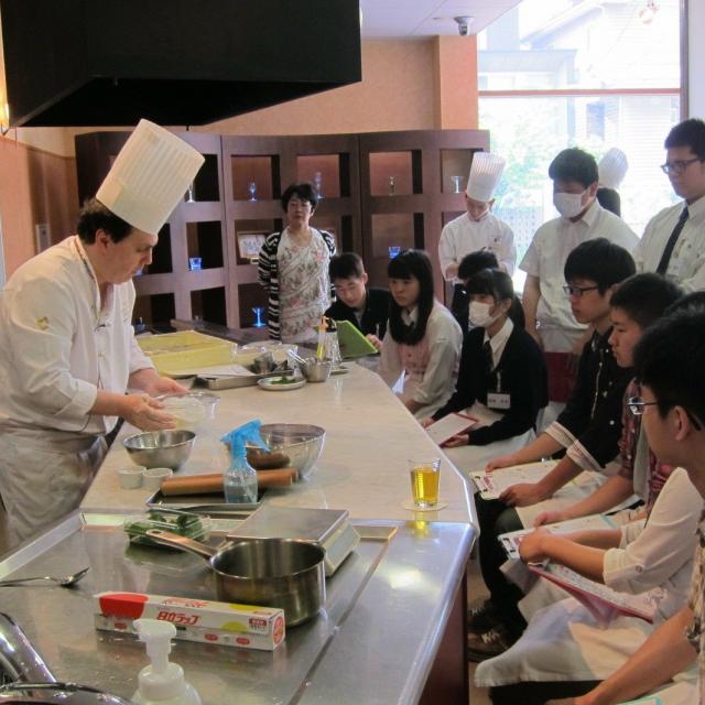 北陸食育フードカレッジ 2019★オープンキャンパス★【調理専攻学科】1