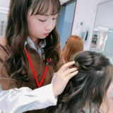 【来校型 無料バス運行】ヘアアレンジ体験の詳細