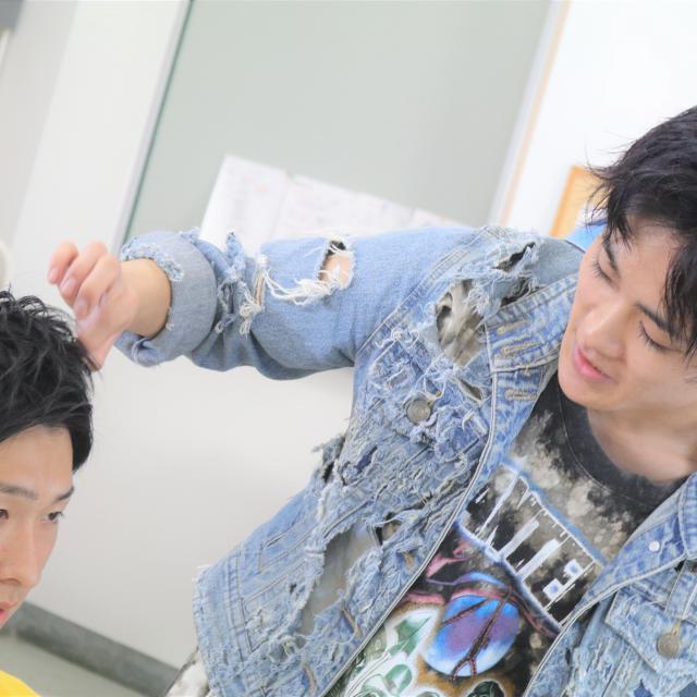 名古屋理容美容専門学校 3/23 人気サロンコラボ企画!オーキャンに参加しよう!2