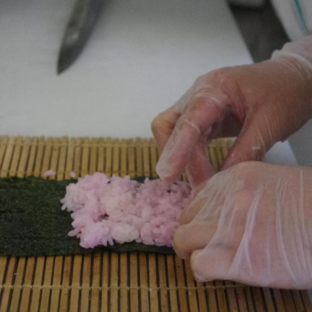 愛知調理専門学校 だしって何?美味しいお吸物と飾り寿司!1