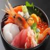 辻学園調理・製菓専門学校 【調理】全学年対象★☆10月3日は豪華!海鮮丼!