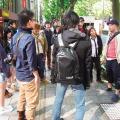 専門学校日本デザイナー学院 渋谷・代官山ツアー