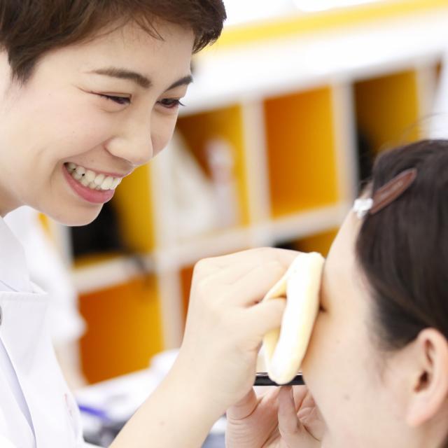 国際理容美容専門学校 スペシャル体験1