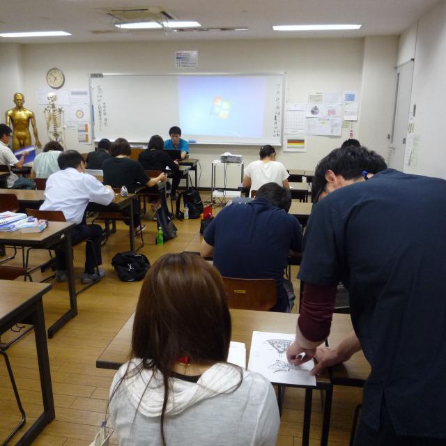 四国医療専門学校 夜間オープンキャンパス20182