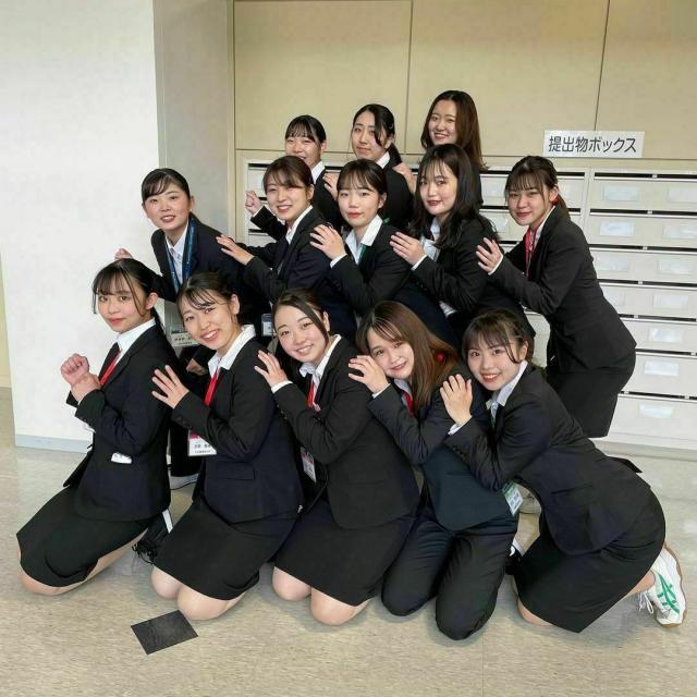 北海道武蔵女子短期大学 キャンパス見学会4