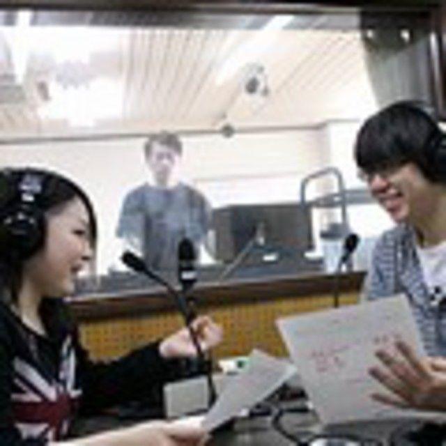 経専音楽放送芸術専門学校 ラジオスタジオ業界体験!ラジオ番組スタッフ体験2