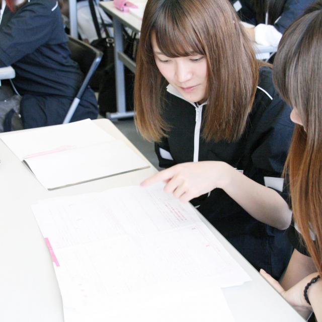 専門学校エビスビューティカレッジ 体験入学   AO入試のエントリー資格が取れる4