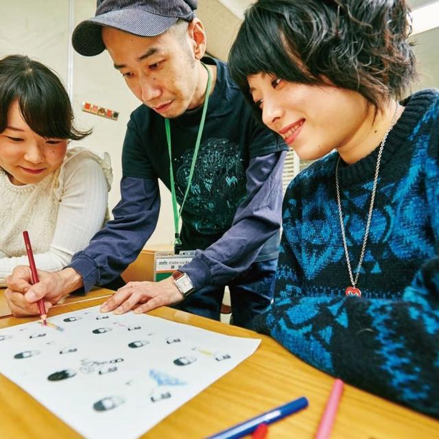 町田・デザイン専門学校 40th Anniversary! スペシャル体験スクール3
