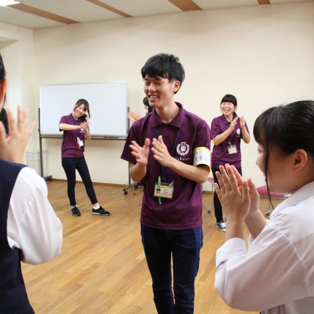 くらしき作陽大学 【子ども教育学部】オープンキャンパス20181