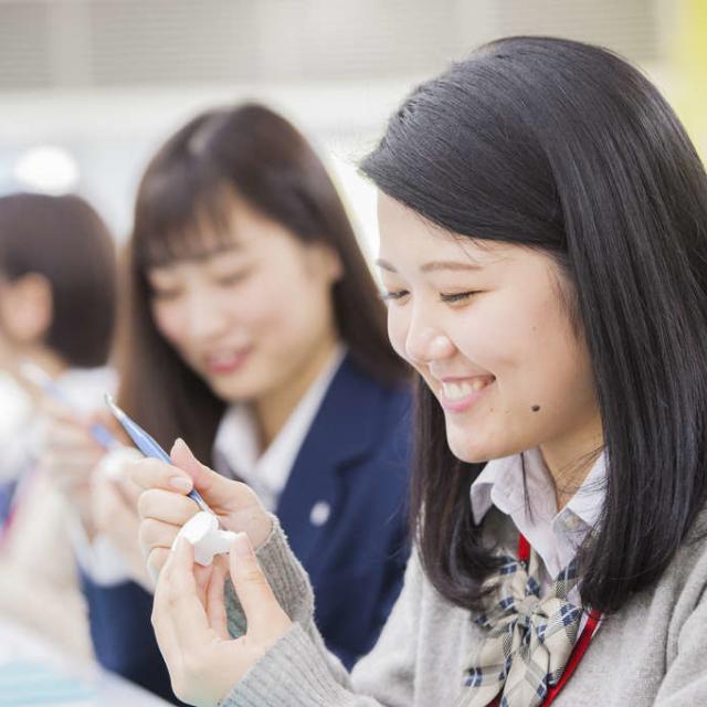 新東京歯科技工士学校 総合技工入門体験☆高校1.2年生限定1