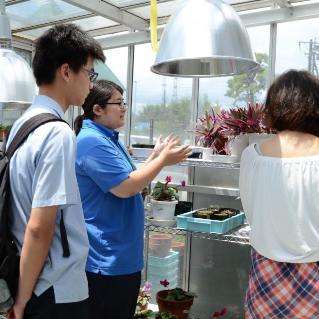 埼玉工業大学 【生命環境化学科】オープンキャンパス2
