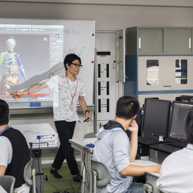 広島コンピュータ専門学校 オープンキャンパス通常版20182