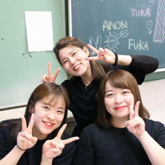 愛媛県美容専門学校 HIMEBI サロンDay  在校生から美容施術を体験☆彡1