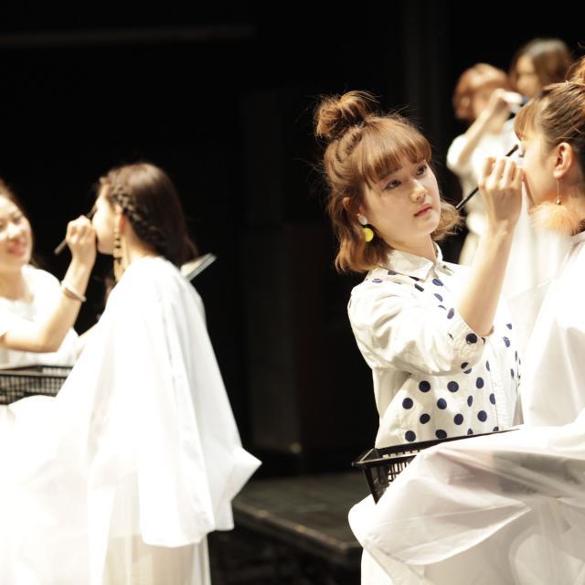 国際文化理容美容専門学校国分寺校 特別体験入学会★いつもよりバージョンアップしたヘアショー!2