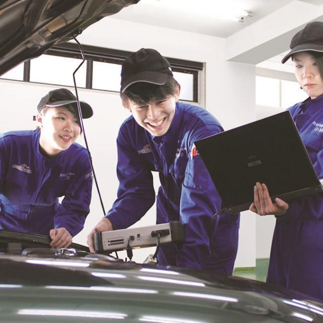 専門学校 東京工科自動車大学校 [中野校]お手軽実習体験コース1