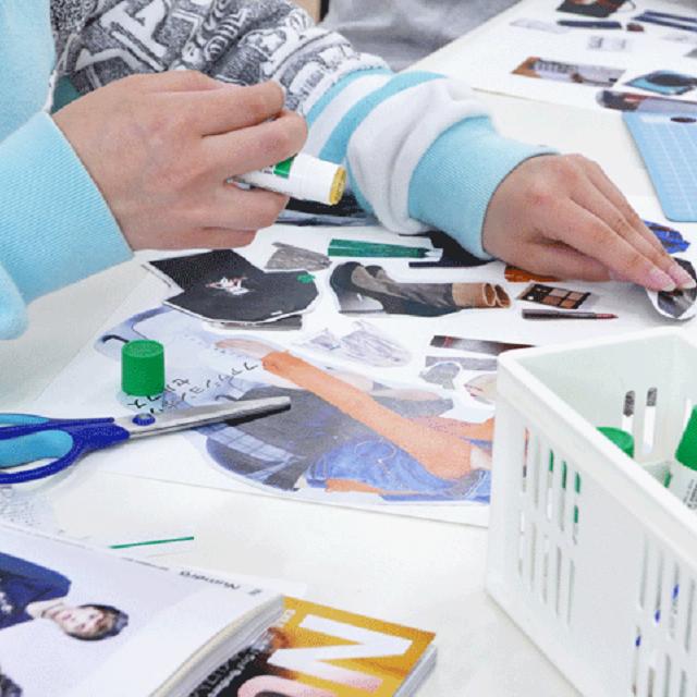 目白ファッション&アートカレッジ イメージマップとコーディネイトでマイブランドを企画4