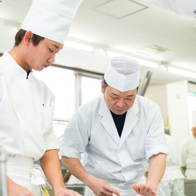 専門学校 国際調理フラワーカレッジ 《12月》クリスマスメニュー☆彡2