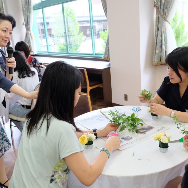 平安女学院大学 オープンキャンパス2019(京都キャンパス)3