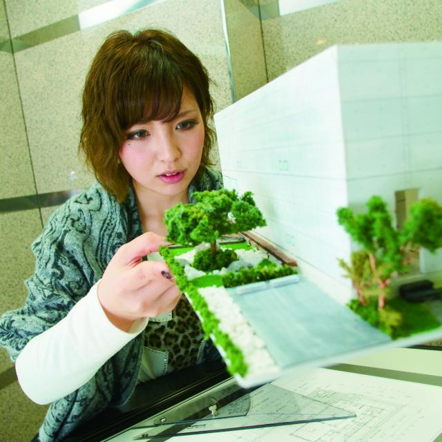熊本デザイン専門学校 オープンキャンパス1