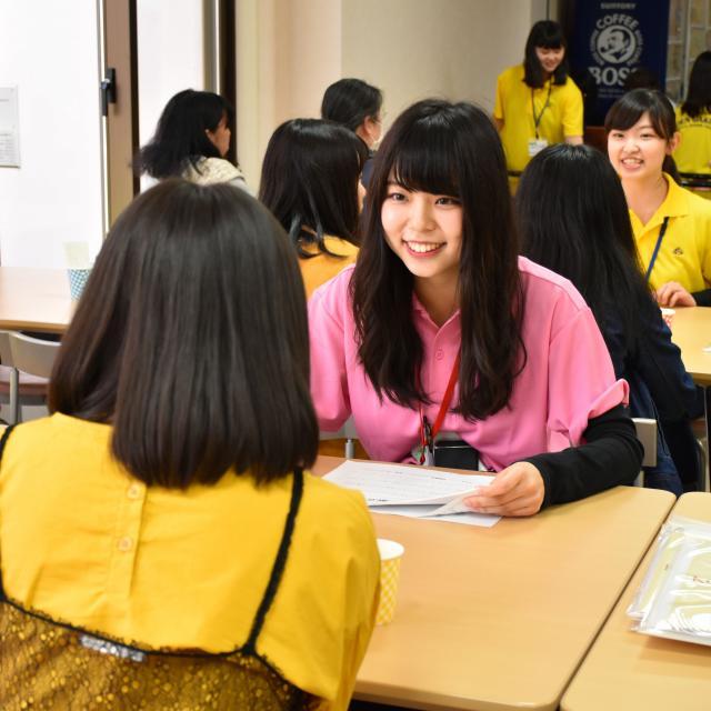 光塩学園女子短期大学 キャンパス見学会2