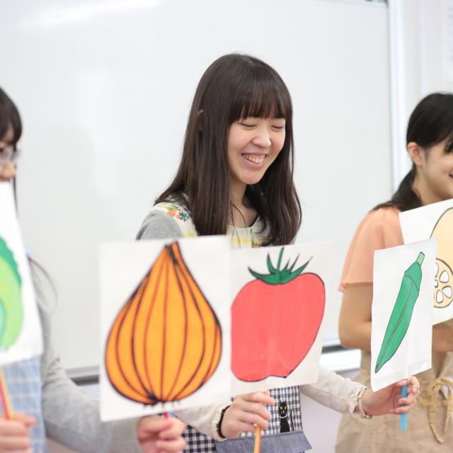 新渡戸文化短期大学 ★こどもたちの成長を支える仕事『保育士』を体験しよう★2