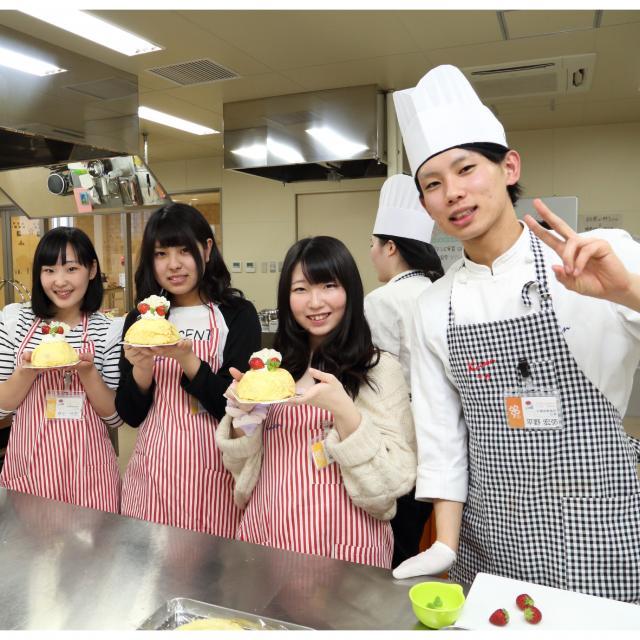 経専調理製菓専門学校 一日たっぷり体験!オープンキャンパス♪3