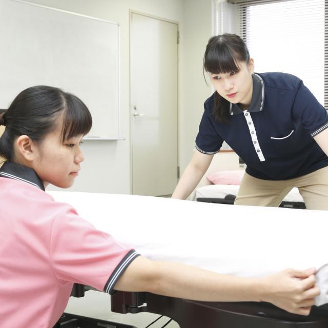 品川介護福祉専門学校 11月23日オープンキャンパス3