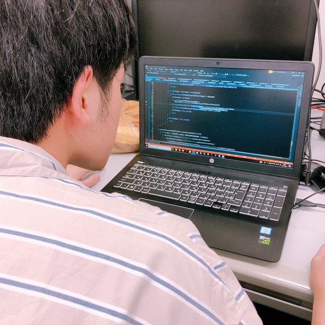 総合学園ヒューマンアカデミー大阪校 【ゲーム】ゲームプログラム体験1