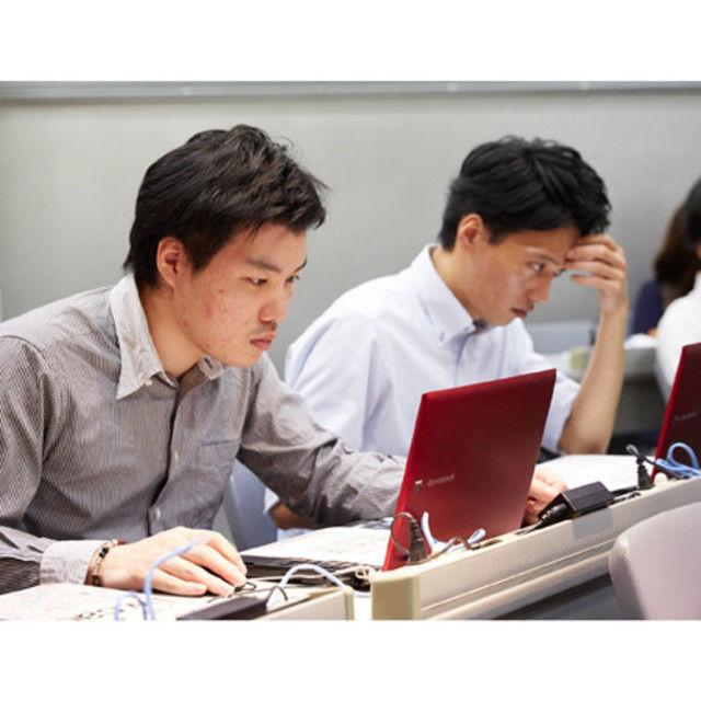 青山製図専門学校 【夜間の体験入学!】1
