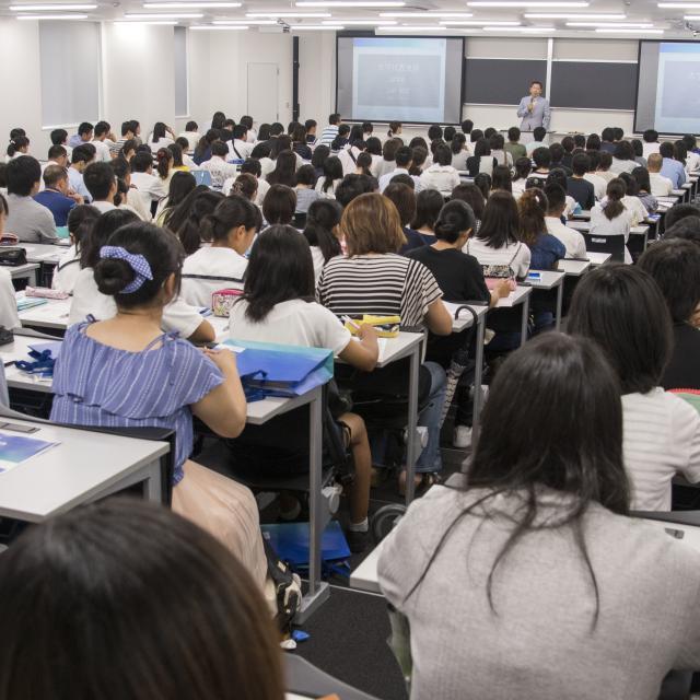 日本福祉大学 8月オープンキャンパス[東海キャンパス]3
