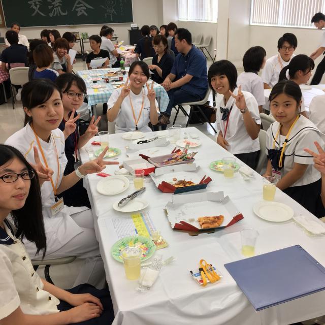 小倉リハビリテーション学院 ランチ付き体験授業3