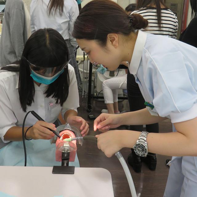 TDH 東京歯科衛生専門学校 体験入学会20182