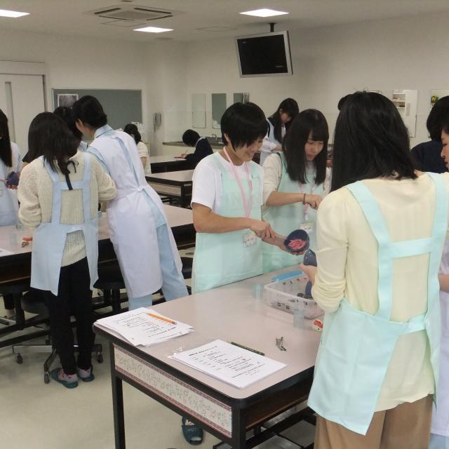専門学校名古屋デンタル衛生士学院 AOエントリーを考える・・・。デンタルの体験入学1