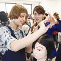大阪ベルェベル美容専門学校 学生も教員も本気!大阪ベルのオープンキャンパス